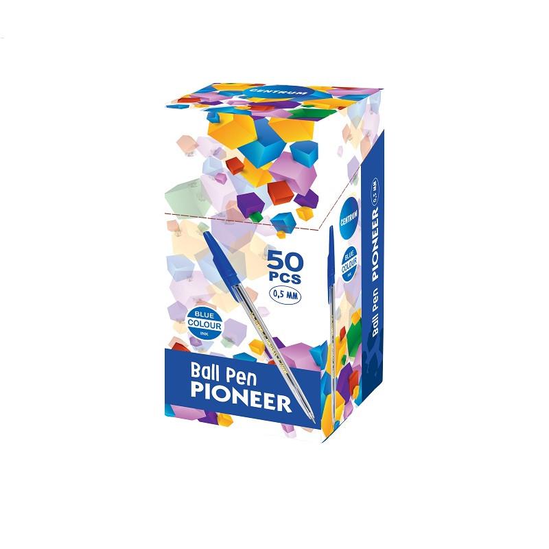 Tušinukas PIONEER mėlynas CENTRUM įp.50