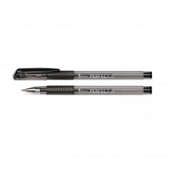 Gelinis rašiklis Perfect Forpus 0,5mm juodas  įp.12