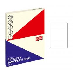 Lipnios etiketės GRAND 032 A4 210x297mm. 1 lip. 100l.
