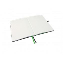 Užrašų knygelė LEITZ COMPLETE ESSELTE A4 juodos spalvos, langeliais