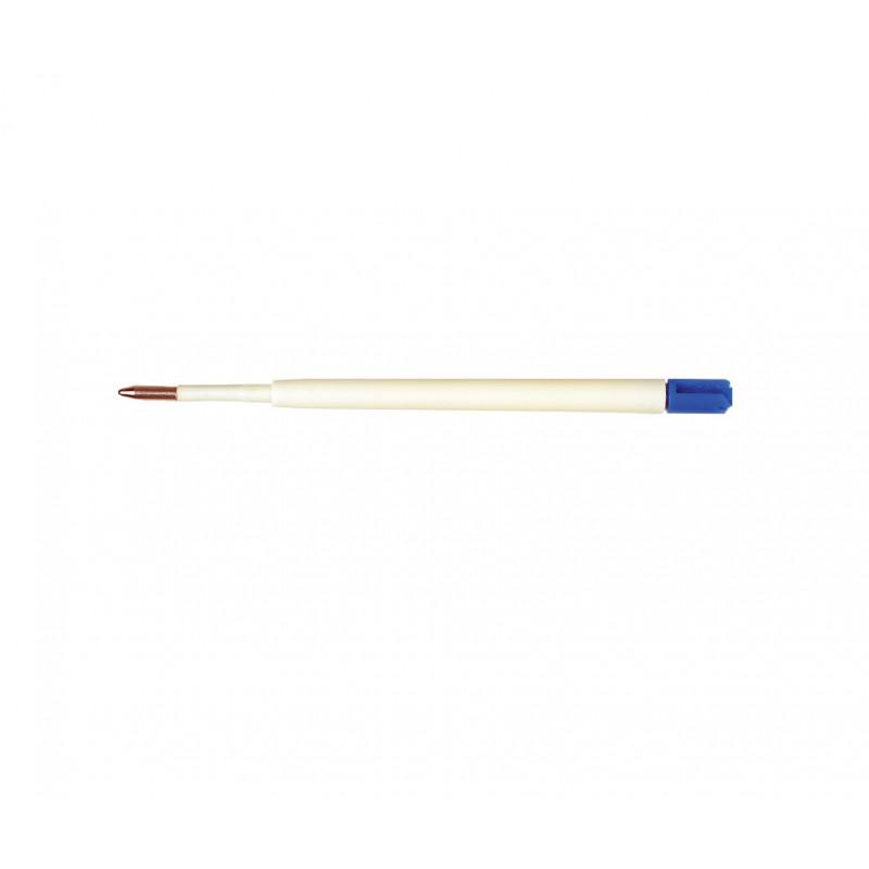 Šerdelė tušinukui plast. 0,7mm mėlyna sp. sraigt. gal.įp.72