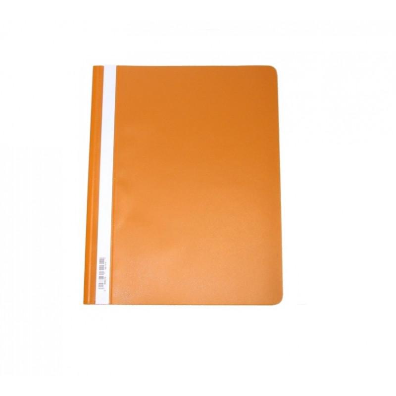 Segtuvėlis A4 matiniu viršeliu oranžinis įp.25