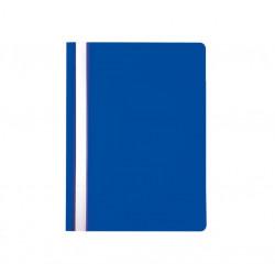 Segtuvėlis A4 matiniu viršeliu mėlynas įp.25