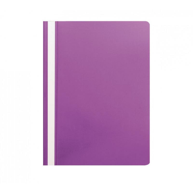 Segtuvėlis A4 matiniu viršeliu violetinis įp.25