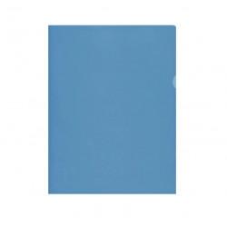 Vokelis L formos A4 241000 mėlynas, įp.50