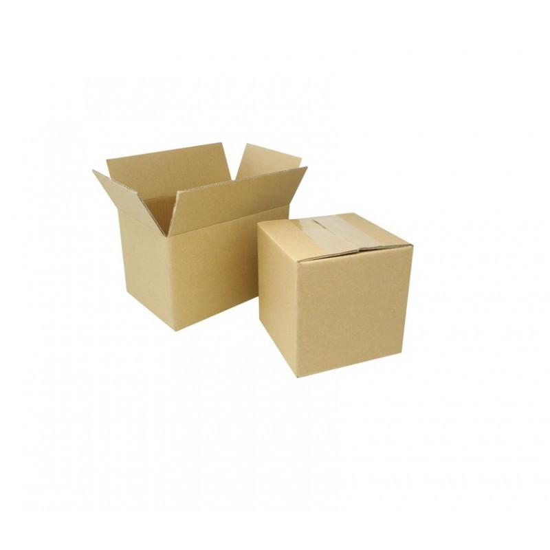 Dėžė pakavimui ruda 560x400x330 mm