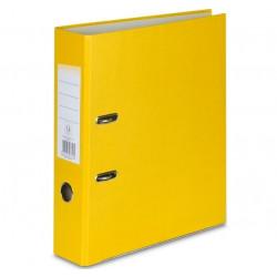 Segtuvas standartinis A4/50  geltonos spalvos