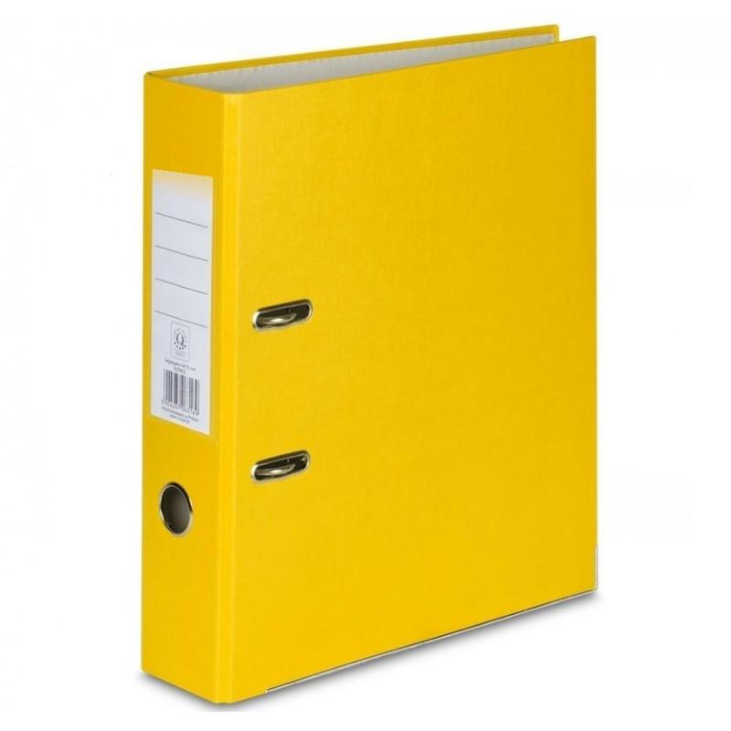 Segtuvas standartinis A4/75  geltonos spalvos