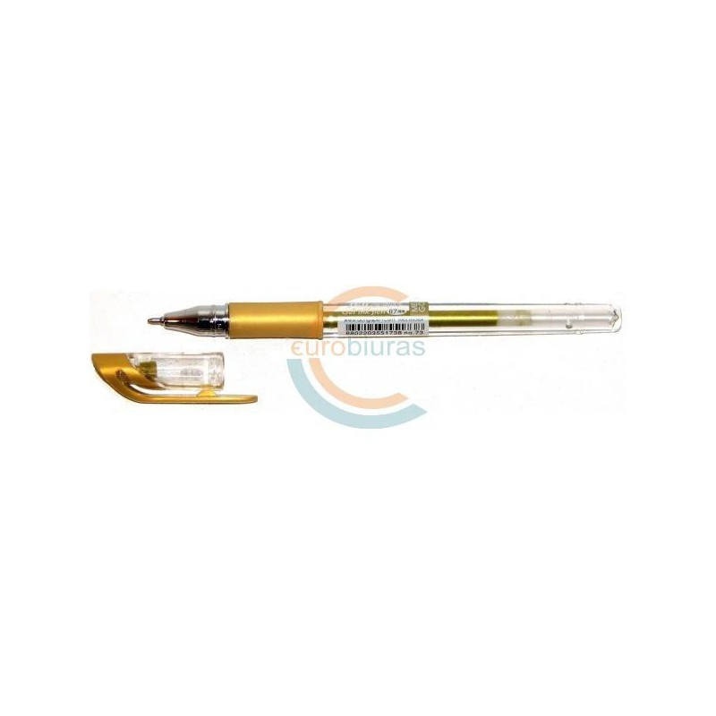 Gelinis rašiklis DONG-A 0,7mm. auksinis