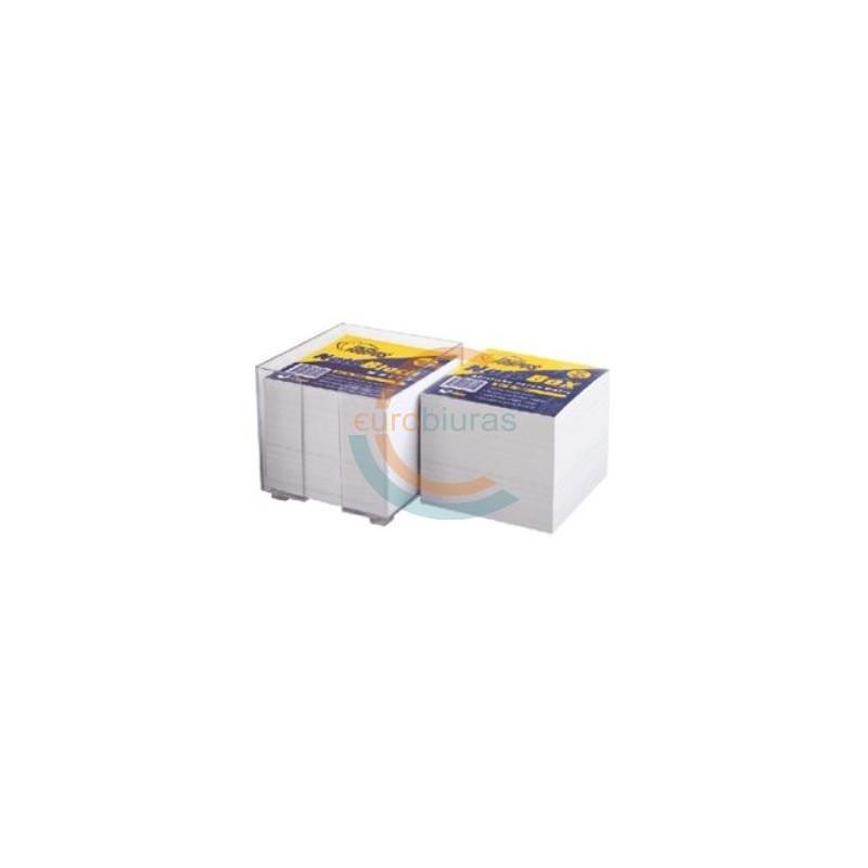 Lapeliai užrašams balti 85x85 mm 800l FORPUS