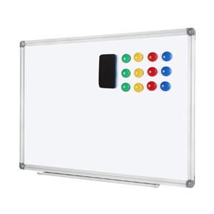 Magnetic, cork, glass, ceramic boards