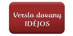 Verslo dovanų idėjos